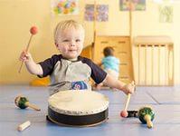 мальчик с барабаном